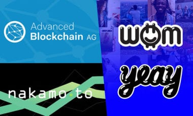 Advanced Blockchain AG announce investment in WOM Token