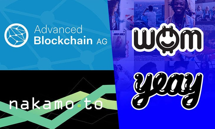 Advanced Blockchain AG announce investment in WOM Token