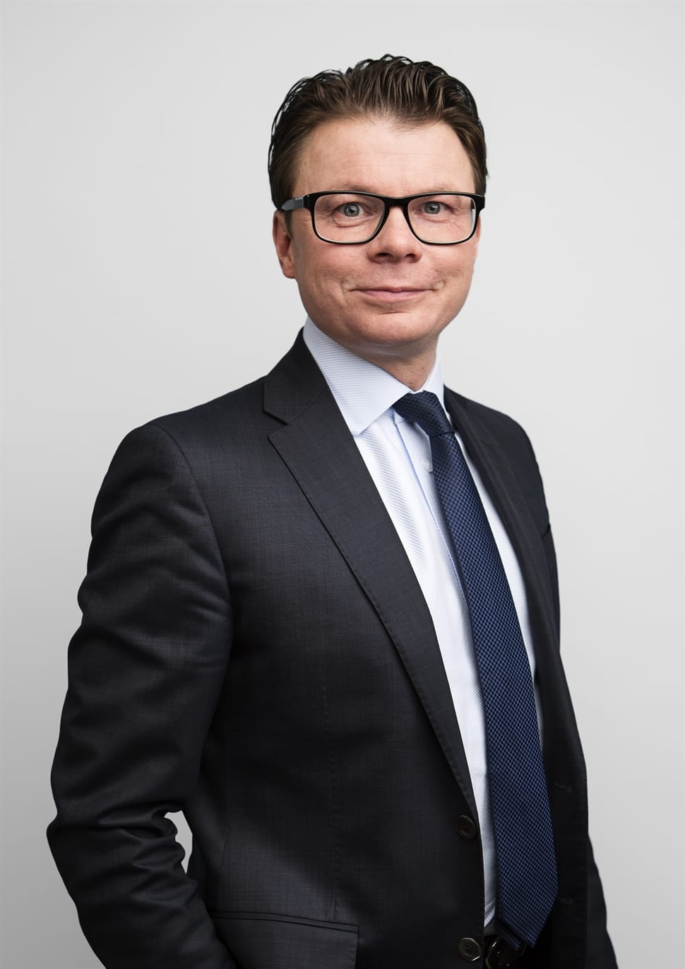 CEO of Mandatum Life Petri Niemisvirta