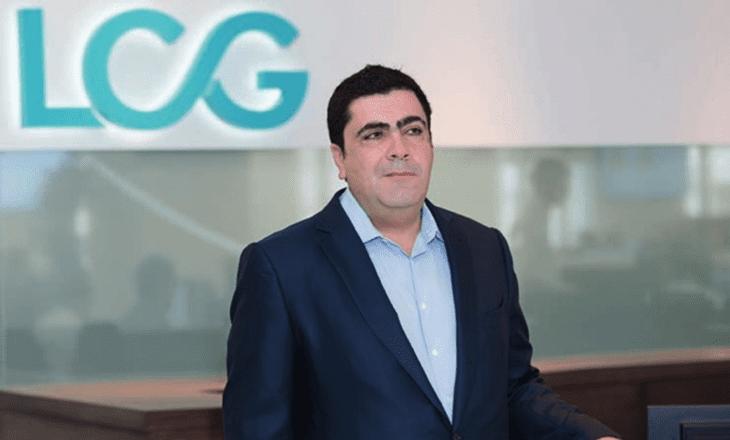 Charles Henri Sabet LCG CEO