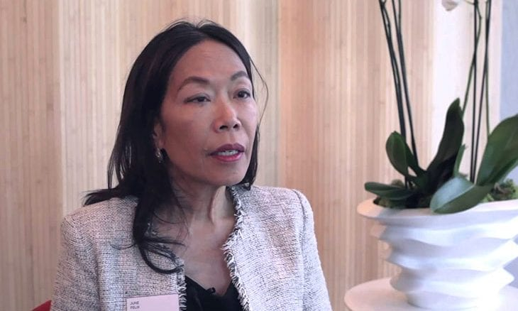 IG Group hires Verifone exec June Felix as CEO