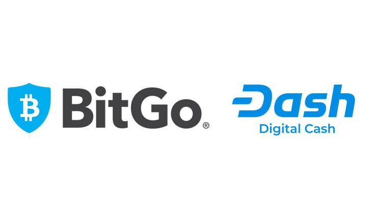 BitGo adds Dash to its list of currencies