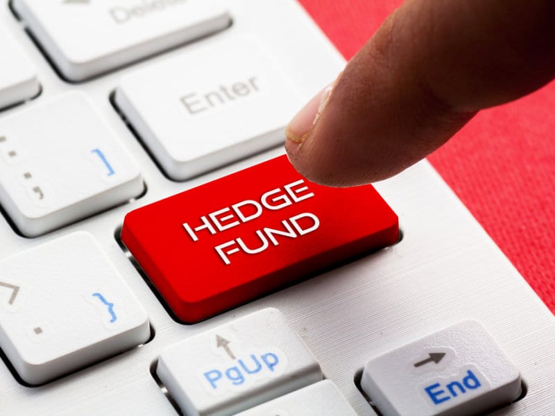 hedge funds in cryptocurrencies