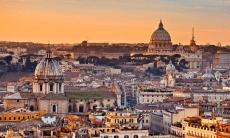 rome italy budget