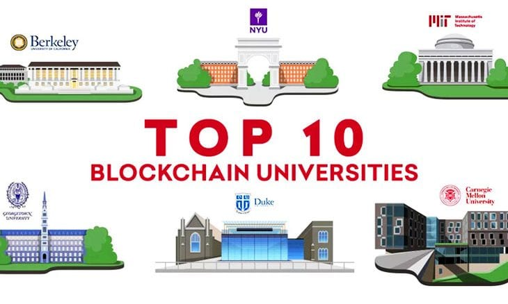CoinDesk ranks the top 10 US blockchain universities