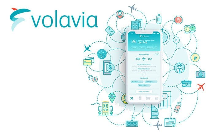 Volavia launches blockchain-based platform for private air travel