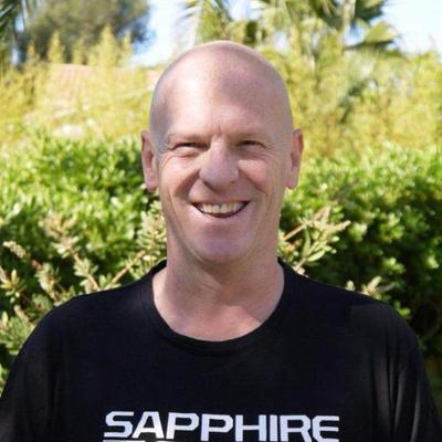 Adrian Thompson,Sapphire