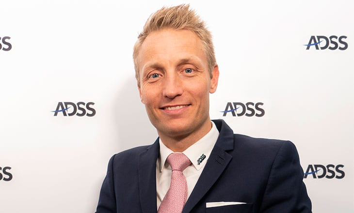 ADSS Asia adds Jacob Wissum as CAO / CCO in Hong Kong
