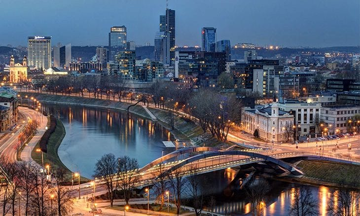 Chinese Fintech company Paytend chooses Lithuania for European headquarters