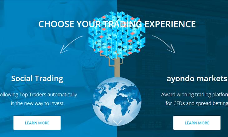 ayondo social trading