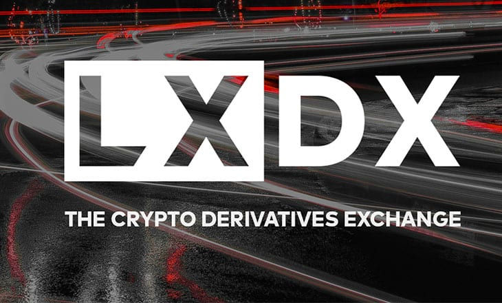 Crypto derivatives exchange LXDX goes live