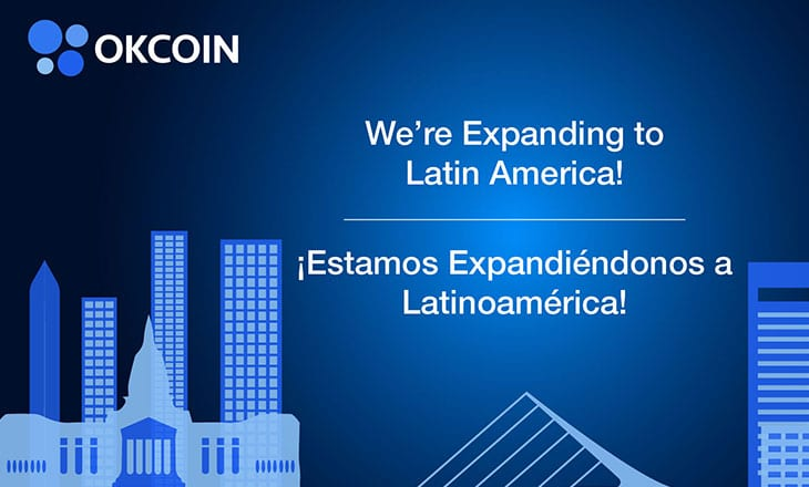 OKCoin launches in Latin America with fiat-to-crypto trading for the Argentine Peso