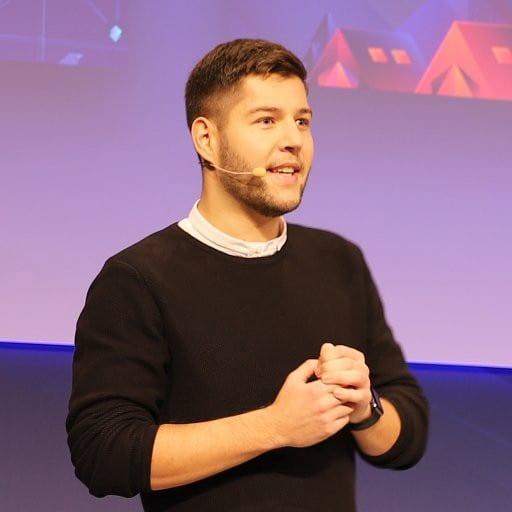 Max Kordek, CEO and President of Lisk