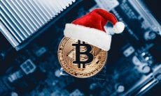 Does the Bitcoin Christmas Rally indicate an inverse tethering with stocks?