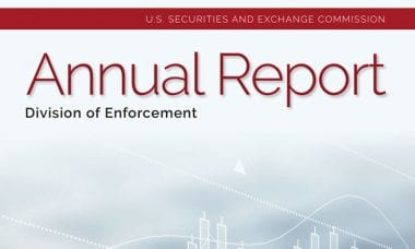 SEC Annual Report reveals a preoccupation with misconduct in ICOs
