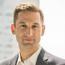 Adam White, vice president and general manager of Coinbase