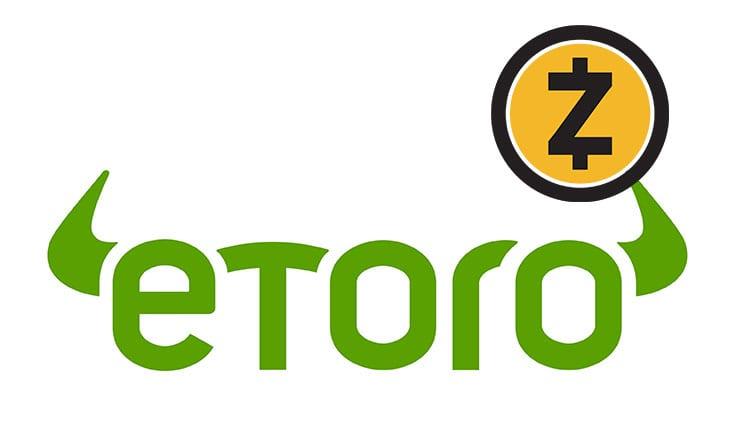 FX broker eToro adds ZCash to its product range