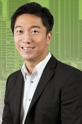 Ricky Ng, Bitsdaq'Chairman and CEO