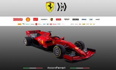 Australia Forex and CFD broker EightCap sponsors Scuderia Ferrari for the F1 seasons