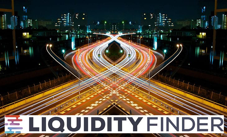 Advanced Markets Group joins LiquidityFinder's interactive website