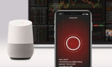 Devexa Chatbot introduces Voice Assistant to improve traders' experience