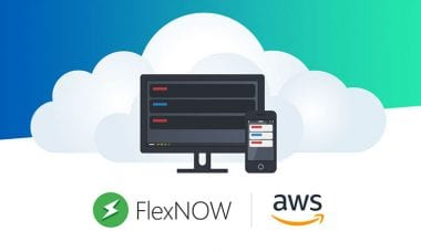FlexNOW EMS launches through Amazon Web Services