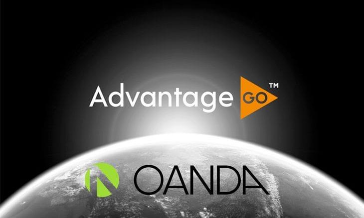 OANDA teams up with AdvantageGo