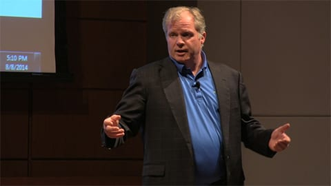 Don Roberts, CEO Small Exchange