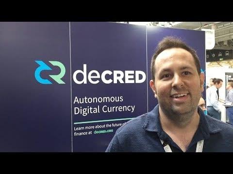 Jake Yocom-Piatt, Project Lead for Decred