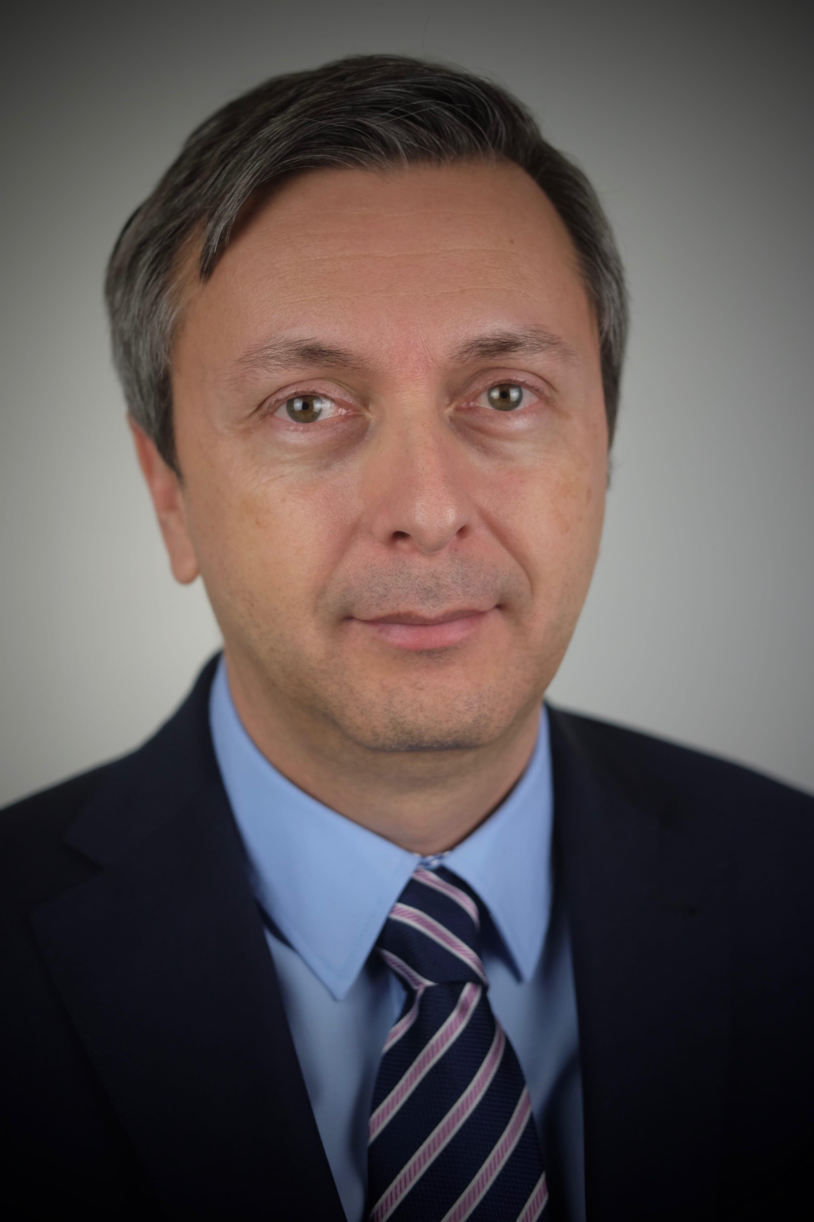 Manuel Baptista, Managing Director at Broadridge