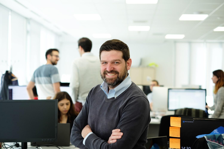 Ramon Ferraz, CEO of 2gether