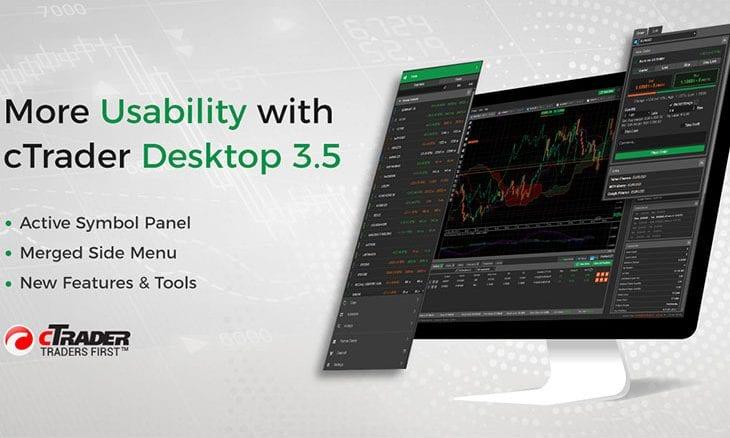 cTrader Desktop gets a new look