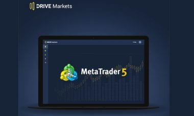 Drive Markets teams up with MetaTrader, launches crypto and fiat currency exchange