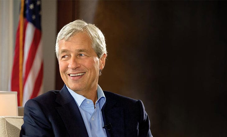 Jamie Dimon teases crypto community claiming JPM Coin could be retail