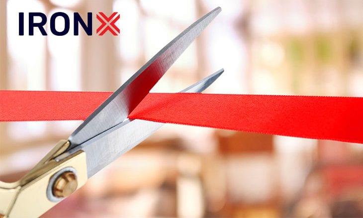 Global crypto exchange IronX announces public launch
