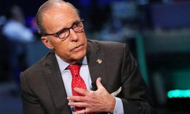 Trump's economic advisor, Larry Kudlow, endorses fiscal irresponsibility