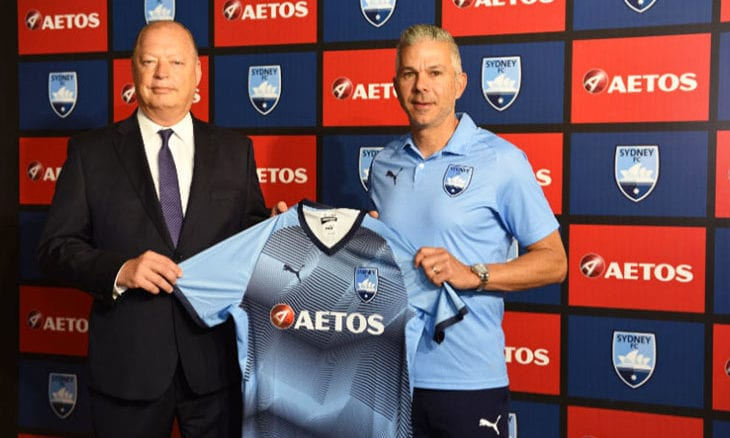 Forex sports sponsorship: AETOS partners with Sydney FC