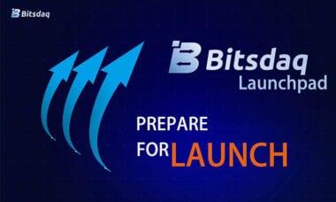 Bitsdaq releases the Bitsdaq Launchpad platform