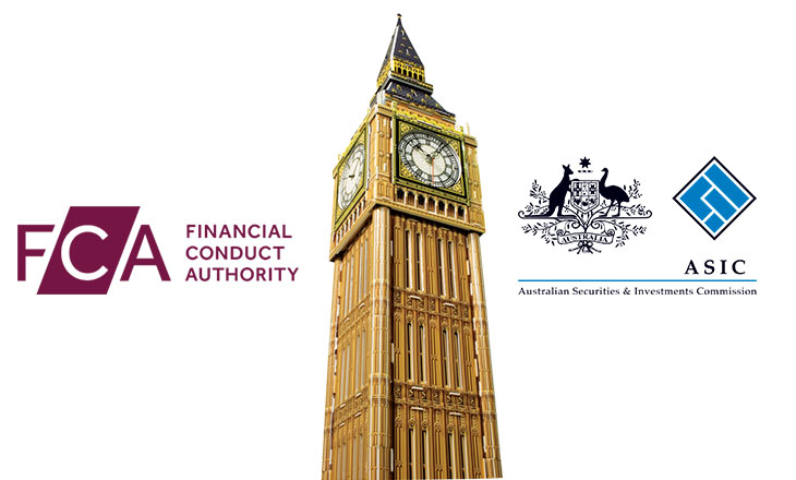 FCA and ASIC to strengthen cooperation post-Brexit