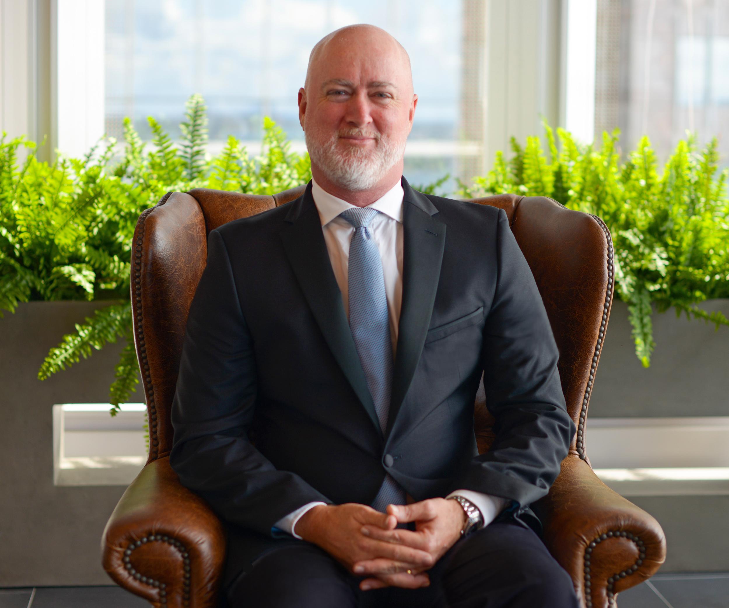 Gavin White - CEO, Invast Global