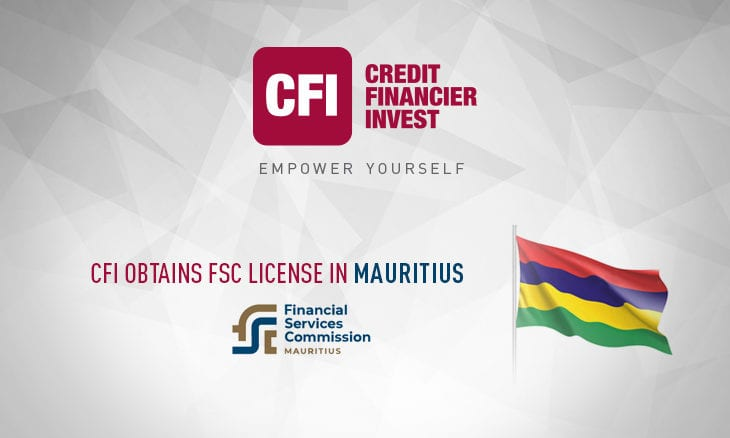 CFI expands to Mauritius, fully regulated by the FSC