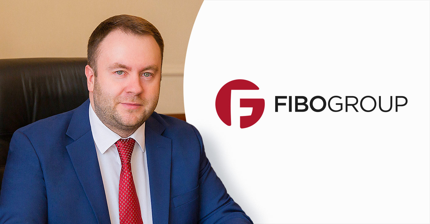 Evgeny Usanov, CEO of FIBO Group Ltd.
