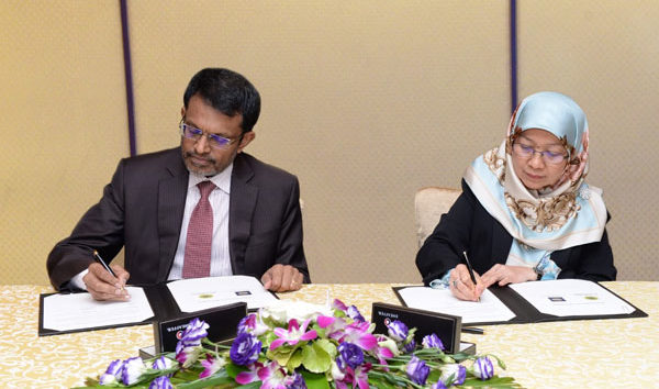 AMBD and the Monetary Authority of Singapore expand cooperation