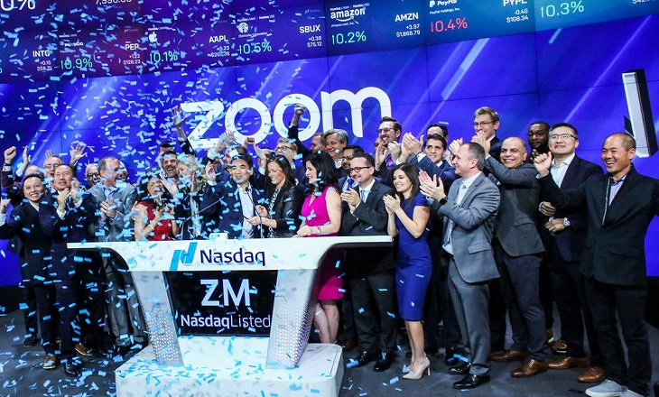 Zoom stock mix up