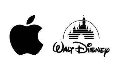 Disney's stock plunges, apple might make a play