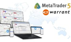 eWarrant Japan Securities K.K. launches MetaTrader 5 for trading Nikkei and Dow Jones indices