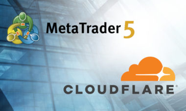 MetaTrader 5 brings on Cloudflare against DDoS Attacks