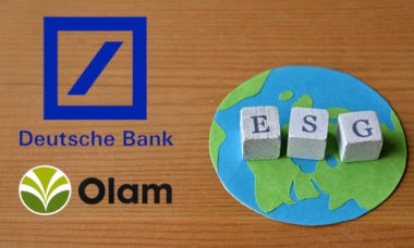 Deutsche Bank and Olam International execute Asia's first FX Forward with ESG performance targets