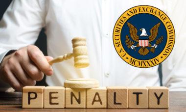 SEC penalty, fine