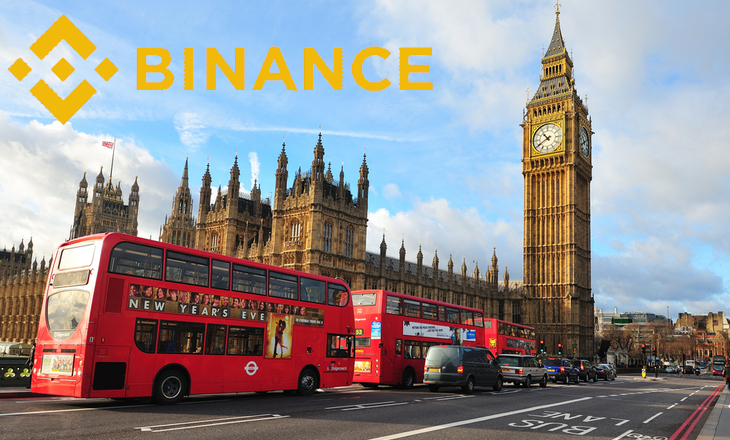 Binance to launch spot crypto trading platform in the UK